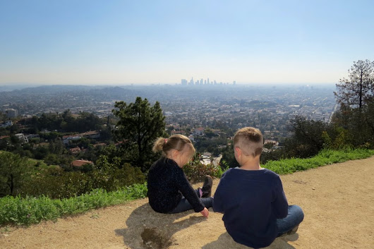 Visiting LA with kids - what to see and do