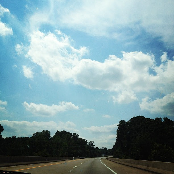 Driving back to Wyoming 8.3.12