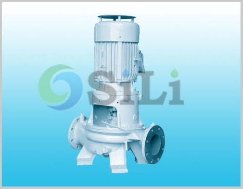 EMC pump, vertical centrifugal marine pump taiko china