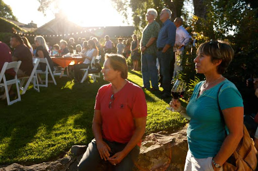 Orlando victims remembered at Healdsburg fundraiser - Healdsburg Golf Club
