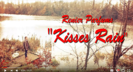 Kisses Rain review by The Fragrance Apprentice