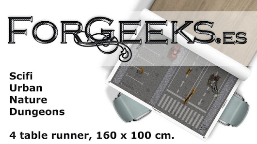 Tablerunners ForGeeks