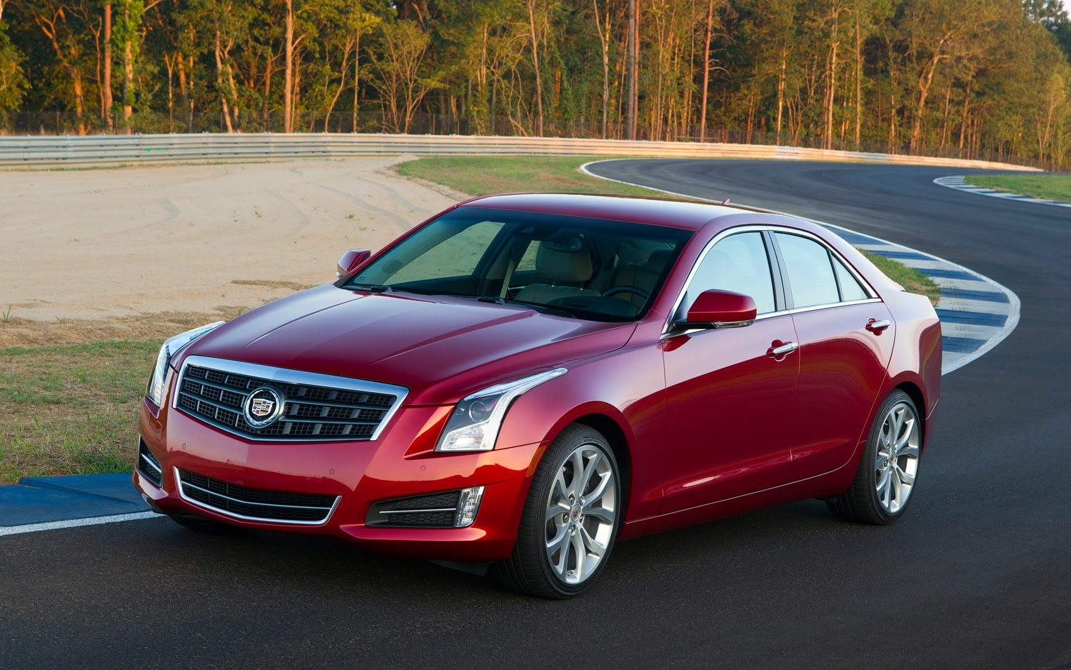 First Drive: 2013 Cadillac ATS - Automobile Magazine