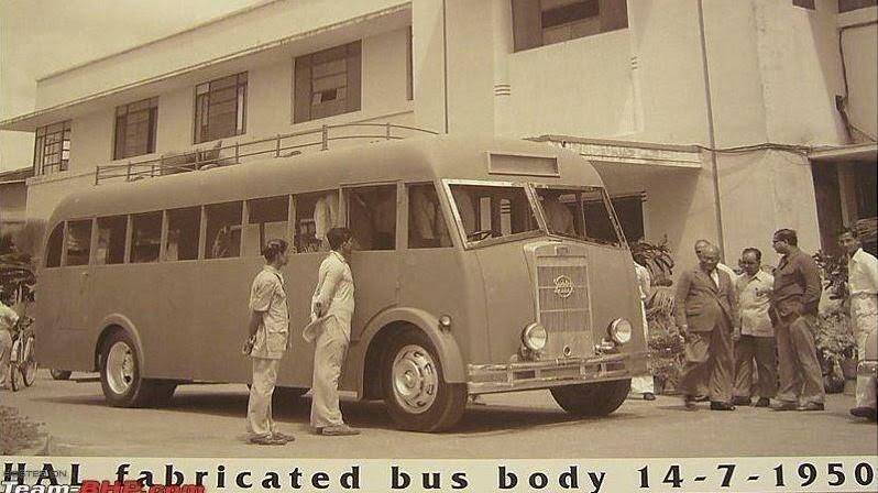 Image result for hal built bus