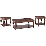 Adalyn Home Addison 3-Piece Occasional Table Set