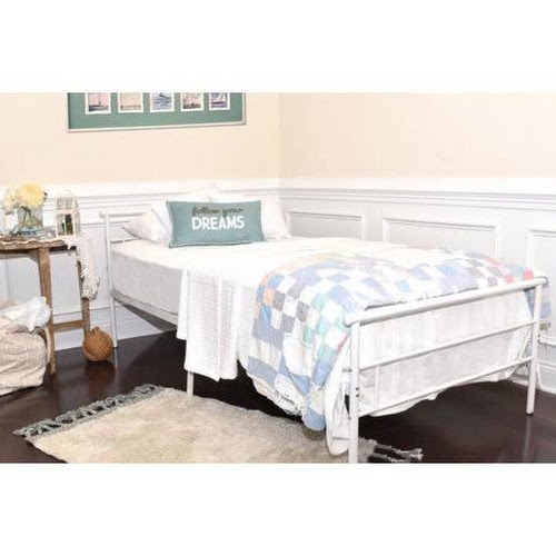 Google Express - Rack Furniture Seattle Twin Metal Bed Frame - Great ...