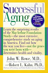 "Cover of ""Successful Aging"""