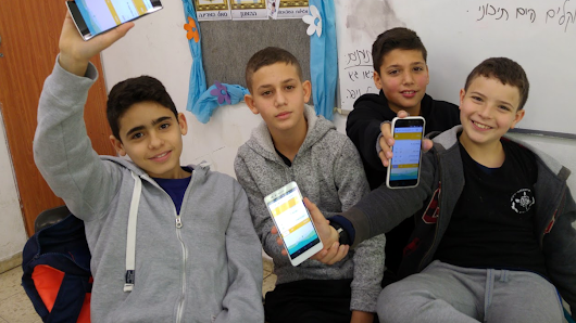 How Google Translate is making learning English fun in Israel