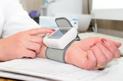 Blutdruckmessgerät Handgelenk | BlutdruckDaten-Lexikon