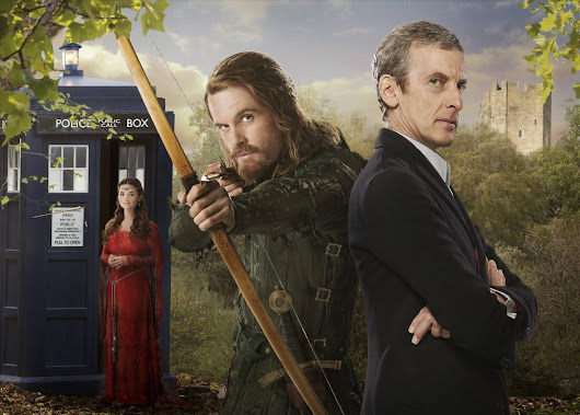 Sottotitoli 8x03 - Robot of Sherwood | Doctor-Who.it