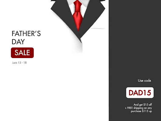 Father's Day Sale 2018 - Contactsforless.ca