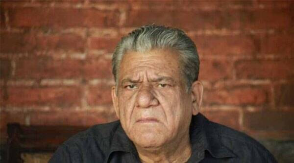 Legandary actor Om Puri died
