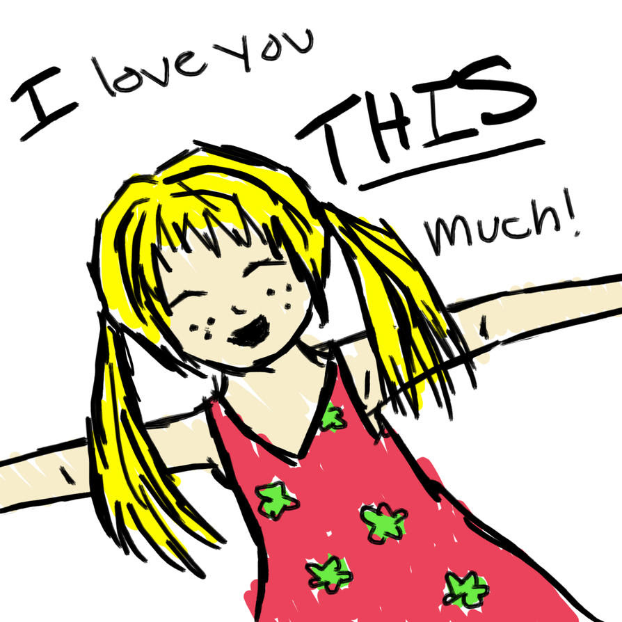 Love You This Much By Love