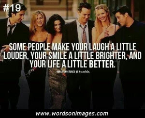 Image Gallery movie quotes about friendship