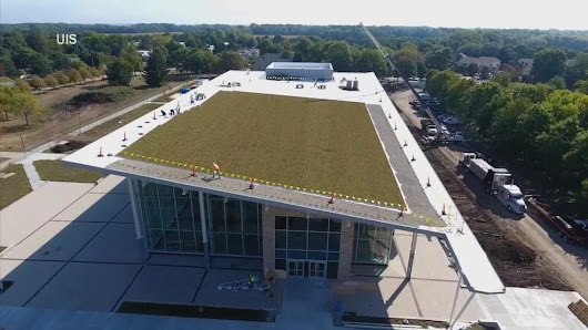 New UIS building is going green