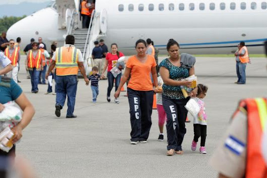 U.S. says deportation of Honduran children a warning to illegal migrants