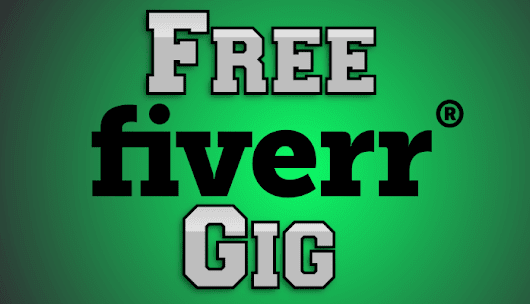 Latest *Method for Get/Buy Unlimited Fiverr Gigs for Free