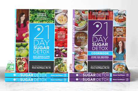 The 21-Day Sugar Detox by Diane Sanfilippo | Bust sugar and carb cravings naturally using this proven, whole foods-based program