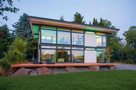 huf haus modum  prefab house concept  intelligent