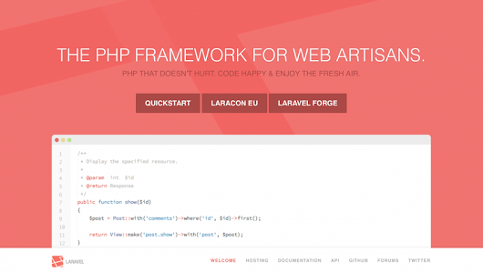 20 Best PHP Frameworks for 2014 - Codegeekz