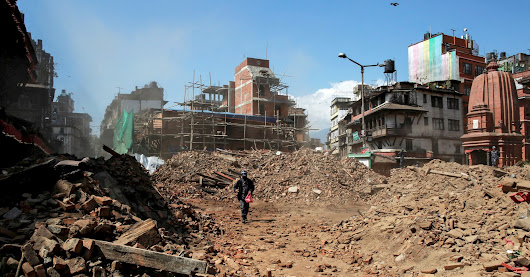 The cities facing the greatest danger of a mega-earthquake