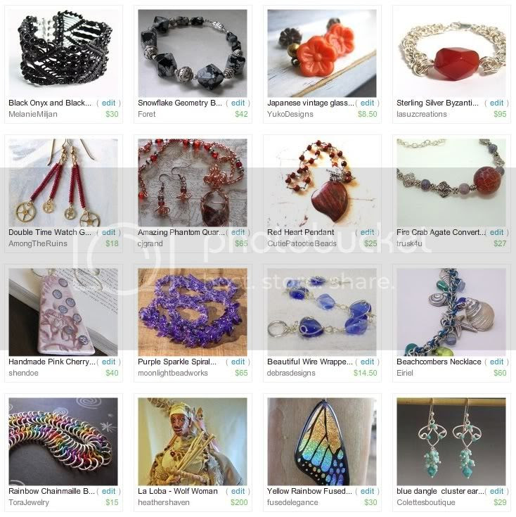Etsy Picks: HAFTeam Jewelry