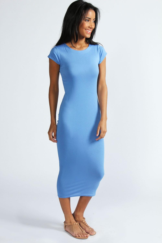 Nicole Miller Studio   Cold Shoulder Ruffled Hem Dress