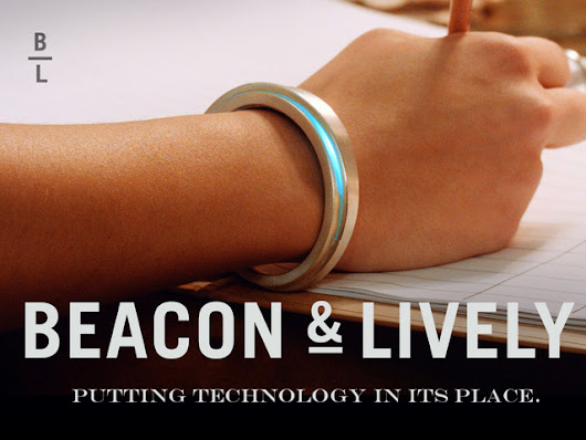 Beacon & Lively: Jewelry that Keeps You Connected