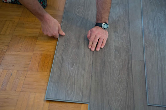 Is Installing Luxury Vinyl Tile Flooring Really That Good?