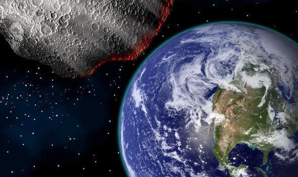 Asteroids Terre Halloween