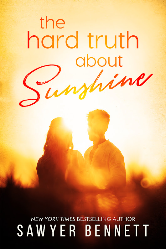 Review, Exclusive and Giveaway: The Hard Truth about Sunshine by Sawyer Bennett - ShhMomsReading™