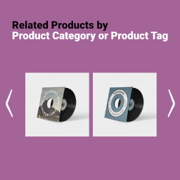 Woocommerce related products by TAGS