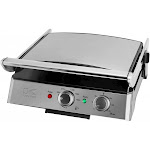 Kalorik - Eat Smart Electric Grill - Stainless Steel