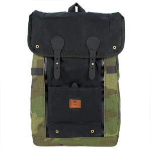 Babylon Backpack Vintage Black/ Camo 25500円
