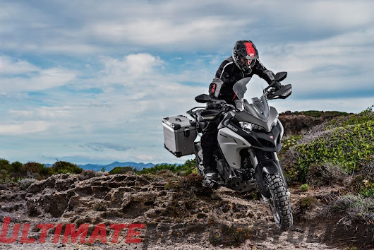 2016 Ducati Multistrada Enduro - Off-Road ADV Ready