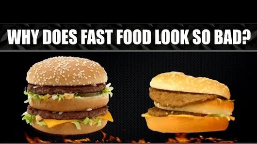If it seems too good to be true it probably is http for Lean cuisine vs fast food
