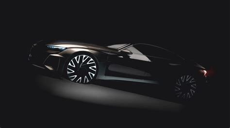 audi  release full electric  tron gt
