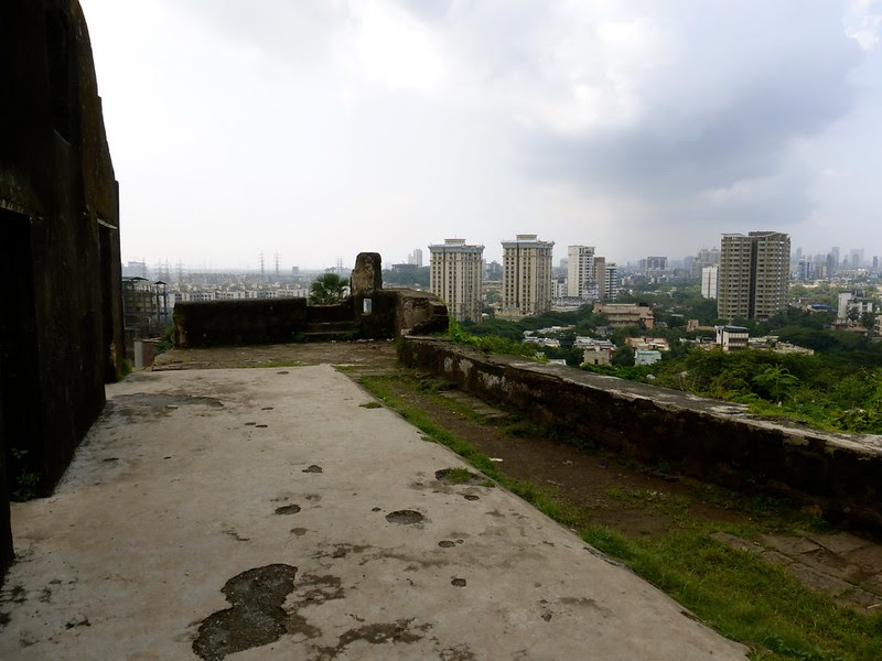 Sion Fort - city growing around its legacy