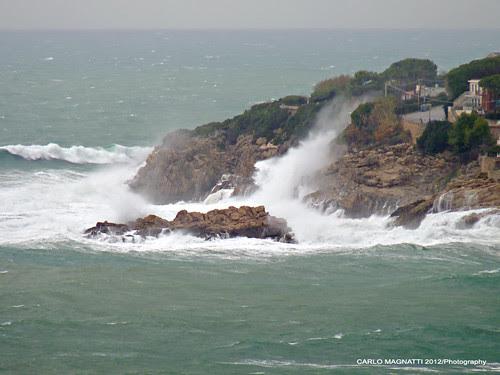 Gaeta Sea Storm