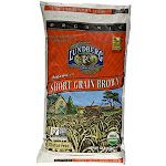 Lundberg Farms Usda Organic Short Brown Rice Gluten Free 12 Lb