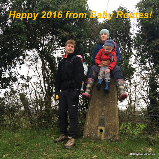 Happy New Year! - Baby Routes