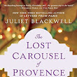 #MMBBR #Review #FirstLine #TheLostCarouselofProvence by @JulietBlackwell via #partner @BerkleyPub who provided a #free #reviewcopy