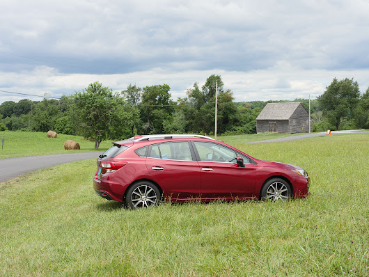 2017 Subaru Impreza 2.0i Sport Review - Theresa's Reviews