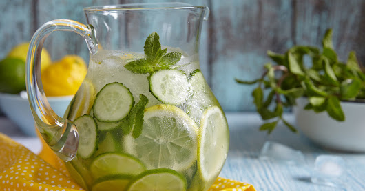 10 Super Healthy Things To Add To Your Water - Herbs Info