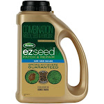 Scotts 17508 Ez Seed Sun and Shade Grass Seed Mix, 3.75 Lbs
