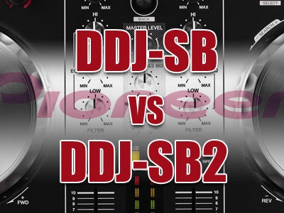 What Is The Difference Between Pioneer DDJ-SB And DDJ-SB2 ? |