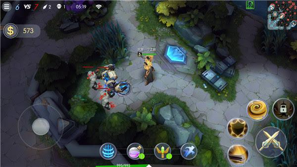 game Thời Không Triệu Hoán Mobile china