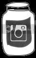 follow little part on instagram