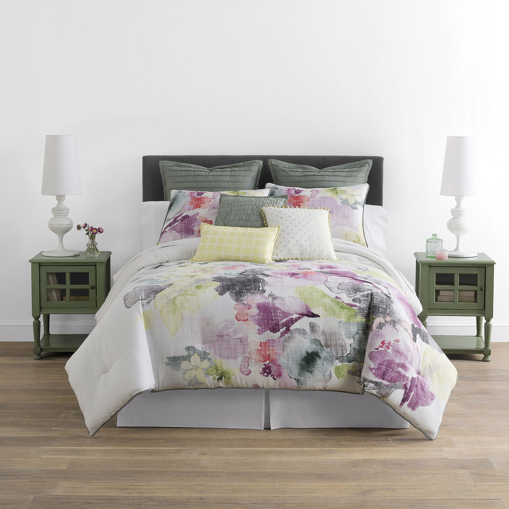 Jcpenneys Home Store: DEALS Mi Zone Camille Comforter Set NOW