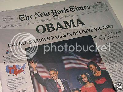 Obama Wins NYTimes